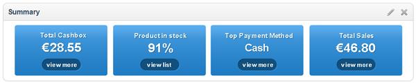 Genkiosk KPI screenshot